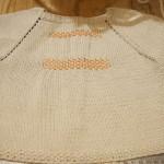 pull été tricot