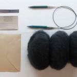 composition de la box le lyon qui tricote