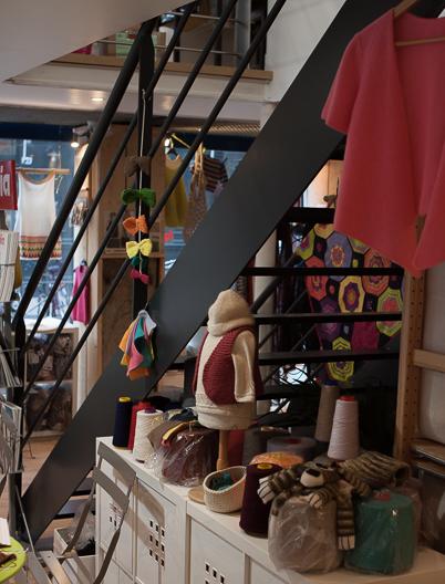 Le Lyon Qui Tricote Cafe Tricot