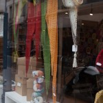 foulards tricotés à lyon
