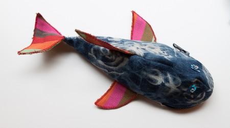 une trousse requin à coudre