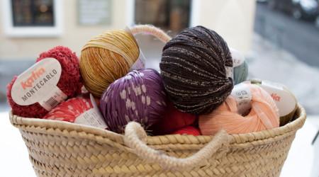 Nouvelle collection Katia chez Le Lyon qui Tricote