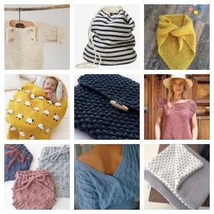 idée de tricot pour l'été à Lyon