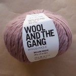 pelote rose wool & the gang chez le lyon qui tricote