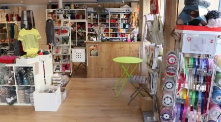 Boutique Le Lyon qui Tricote à Lyon