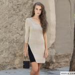 robe gatsby katia chez le lyon qui tricote