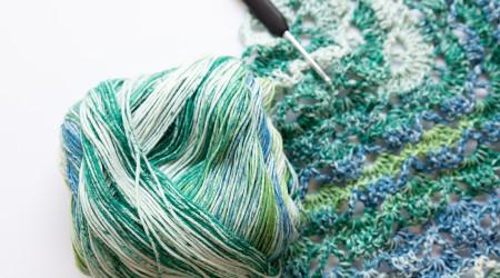 crochet fil laine lyon chez le lyon qui tricote